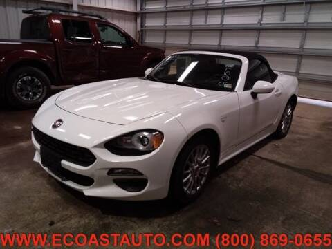 2017 FIAT 124 Spider for sale at East Coast Auto Source Inc. in Bedford VA
