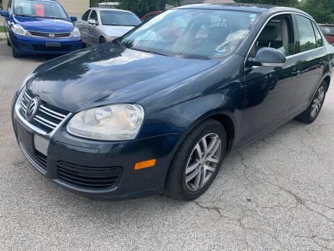 2005 Volkswagen Jetta for sale at STL Automotive Group in O'Fallon MO