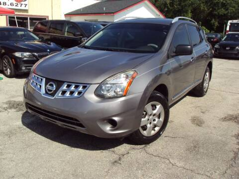 2014 Nissan Rogue Select for sale at Mars auto trade llc in Kissimmee FL