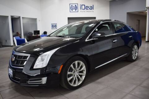 2016 Cadillac XTS for sale at iDeal Auto Imports in Eden Prairie MN