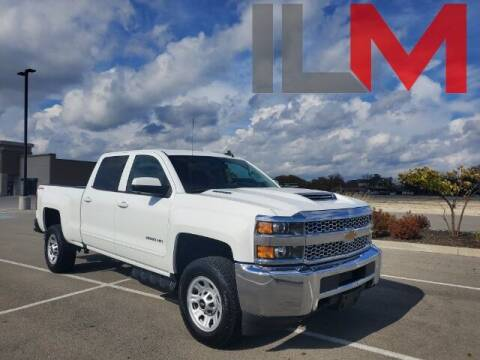 2019 Chevrolet Silverado 2500HD for sale at INDY LUXURY MOTORSPORTS in Fishers IN