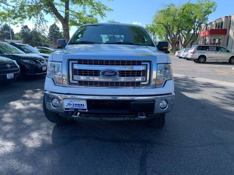 2014 Ford F-150 for sale at Global Automotive Imports of Denver in Denver CO