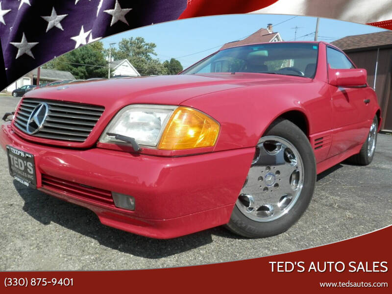 1994 Mercedes-Benz SL-Class for sale in Louisville, OH