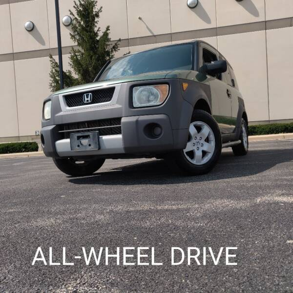 2004 Honda Element for sale in Roselle, IL