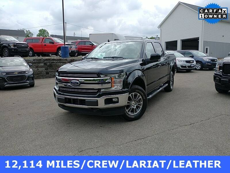 2019 Ford F-150 for sale in Burton, OH