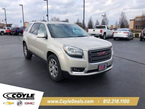 2015 GMC Acadia for sale at COYLE GM - COYLE NISSAN - Coyle Nissan in Clarksville IN