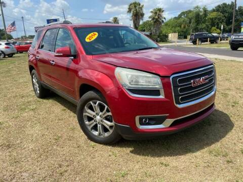 2014 GMC Acadia for sale at Unique Motor Sport Sales in Kissimmee FL