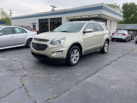 2016 Chevrolet Equinox for sale at Superior Automotive Group in Owensboro KY