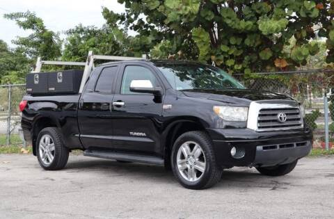 2008 Toyota Tundra for sale at No 1 Auto Sales in Hollywood FL