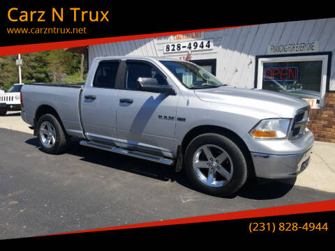 2010 Dodge Ram Pickup 1500 for sale at Carz N Trux in Twin Lake MI
