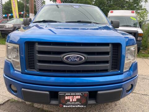 2009 Ford F-150 for sale at Best Cars R Us in Plainfield NJ