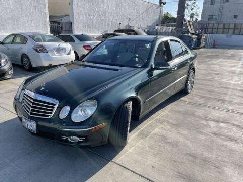 2007 Mercedes-Benz E-Class for sale at Hunter's Auto Inc in North Hollywood CA