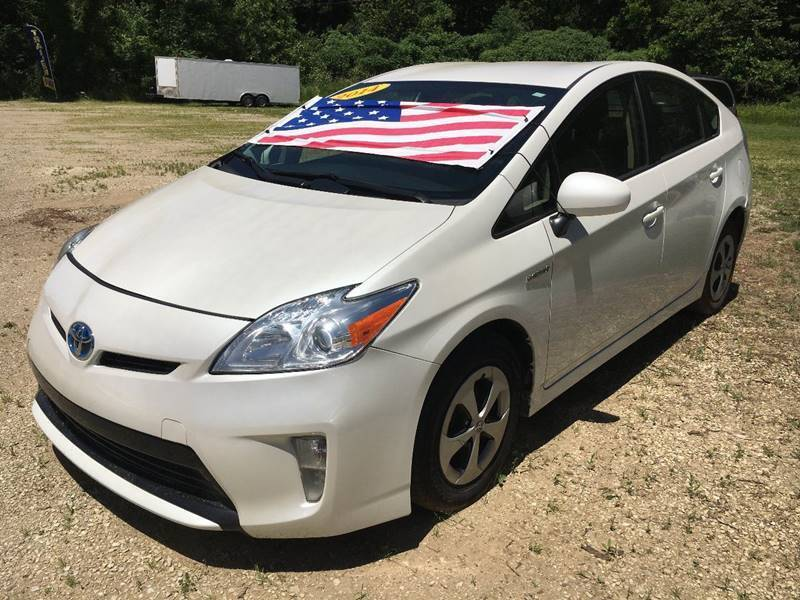 2014 Toyota Prius for sale at Hillside Motor Sales in Coldwater MI