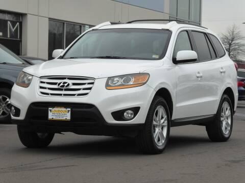 2011 Hyundai Santa Fe for sale at Loudoun Motor Cars in Chantilly VA