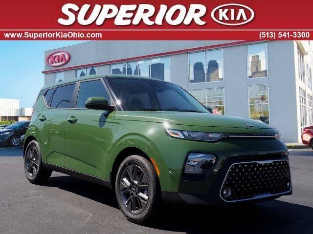 2021 Kia Soul for sale in Cincinnati, OH
