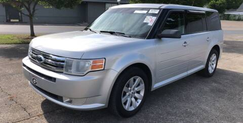 2009 Ford Flex for sale at Diana Rico LLC in Dalton GA
