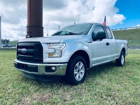 2015 Ford F-150 for sale at Venmotors LLC in Hollywood FL