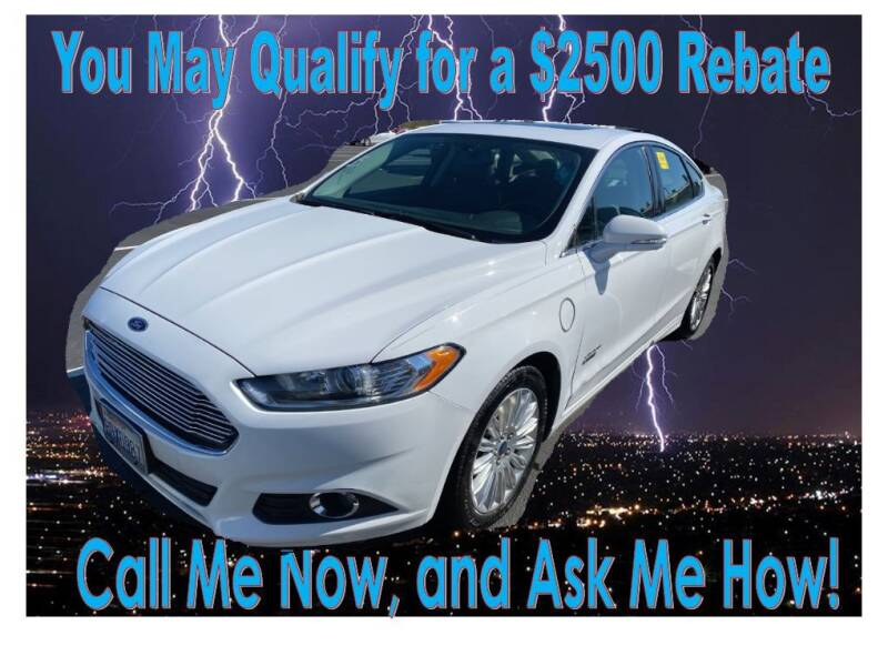 2013 Ford Fusion Energi for sale in Island City, OR
