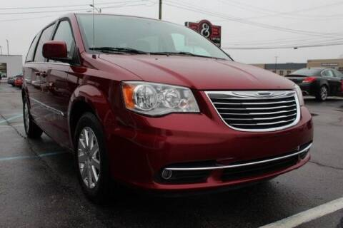 2015 Chrysler Town and Country for sale at B & B Car Co Inc. in Clinton Twp MI