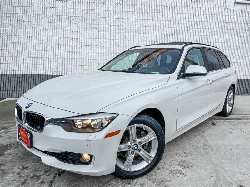 2015 BMW 3 Series for sale at ALIC MOTORS in Boise ID