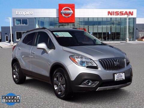 2013 Buick Encore for sale at EMPIRE LAKEWOOD NISSAN in Lakewood CO
