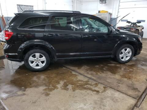 2012 Dodge Journey for sale at Steve's Automotive Inc. in Niagara Falls NY