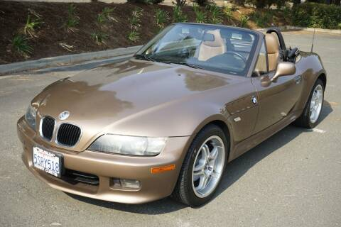 2002 BMW Z3 for sale at Sports Plus Motor Group LLC in Sunnyvale CA