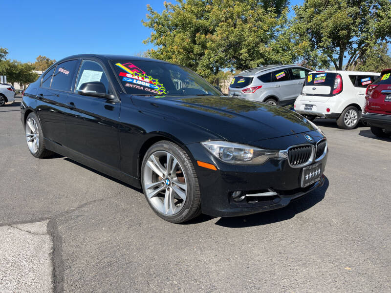 2015 BMW 3 Series for sale at 5 Star Auto Sales in Modesto CA