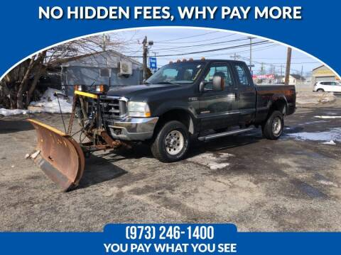 2004 Ford F-350 Super Duty for sale at Route 46 Auto Sales Inc in Lodi NJ