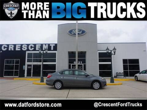 2017 Nissan Sentra for sale at Crescent Ford in Harahan LA