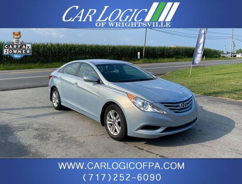 2013 Hyundai Sonata for sale at Car Logic in Wrightsville PA