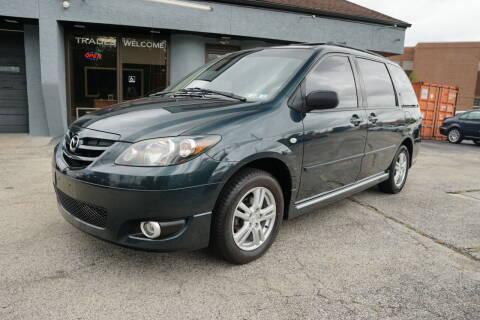 2005 Mazda MPV for sale at PA Motorcars in Conshohocken PA
