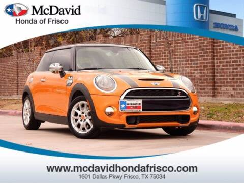 2014 MINI Hardtop for sale at DAVID McDAVID HONDA OF IRVING in Irving TX