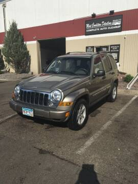 2006 Jeep Liberty for sale at Specialty Auto Wholesalers Inc in Eden Prairie MN