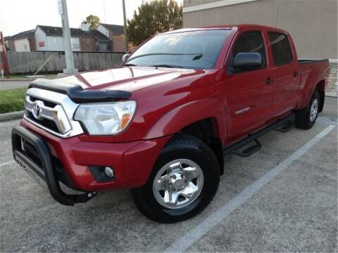 2013 Toyota Tacoma for sale at Abe Motors in Houston TX