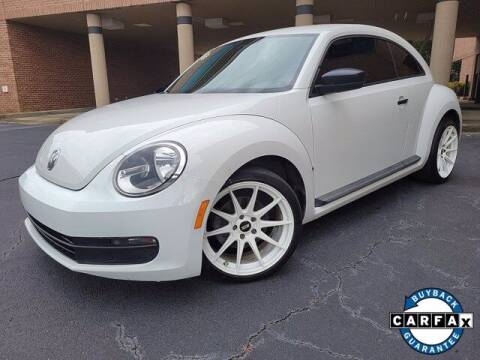 2014 Volkswagen Beetle for sale at Carma Auto Group in Duluth GA