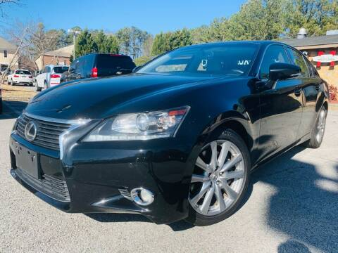 2013 Lexus GS 350 for sale at Classic Luxury Motors in Buford GA