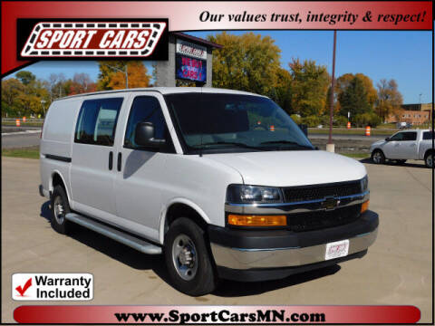 2019 Chevrolet Express Cargo for sale at SPORT CARS in Norwood MN