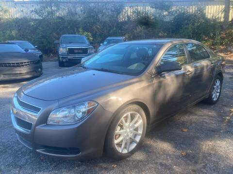 2011 Chevrolet Malibu for sale at Car Online in Roswell GA