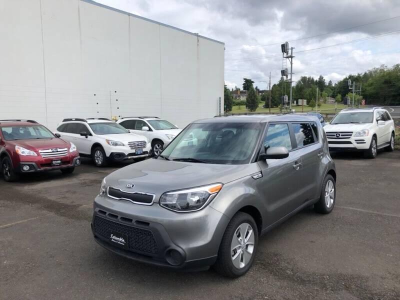 2016 Kia Soul for sale in Portland, OR