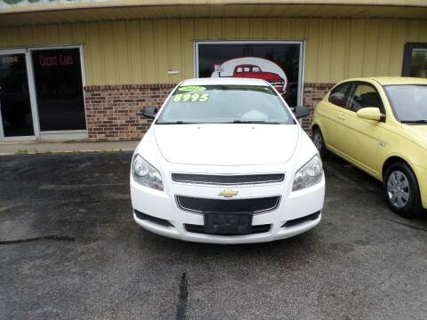 2012 Chevrolet Malibu for sale at Credit Cars of NWA in Bentonville AR
