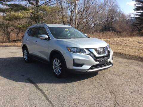 2017 Nissan Rogue for sale at Route 102 Auto Sales  and Service in Lee MA