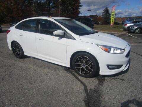 2016 Ford Focus for sale at BELKNAP SUBARU in Tilton NH