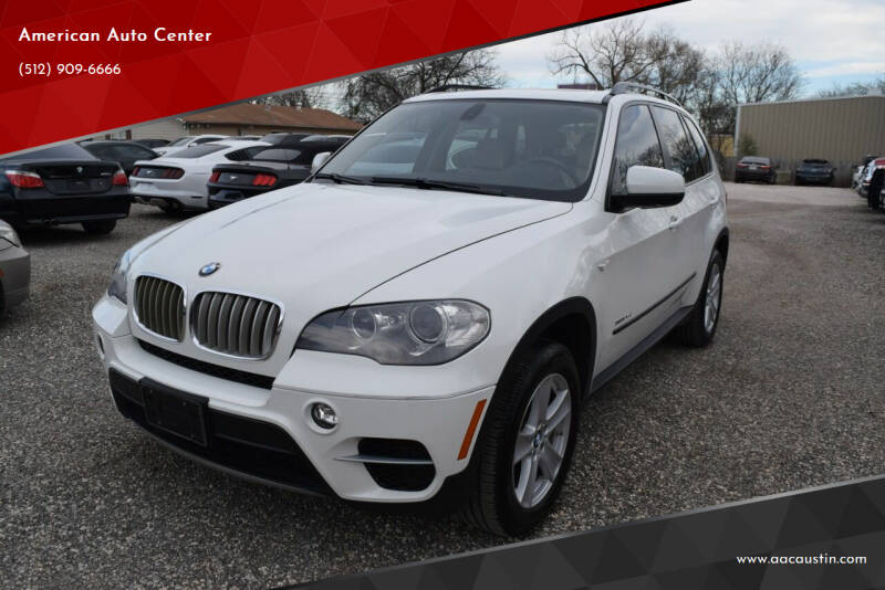 2012 BMW X5 for sale at American Auto Center in Austin TX