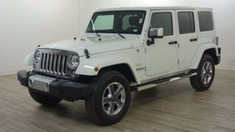 2015 Jeep Wrangler Unlimited for sale at TRAVERS GMT AUTO SALES - Traver GMT Auto Sales West in O Fallon MO