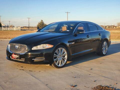 2012 Jaguar XJ for sale at Chihuahua Auto Sales in Perryton TX