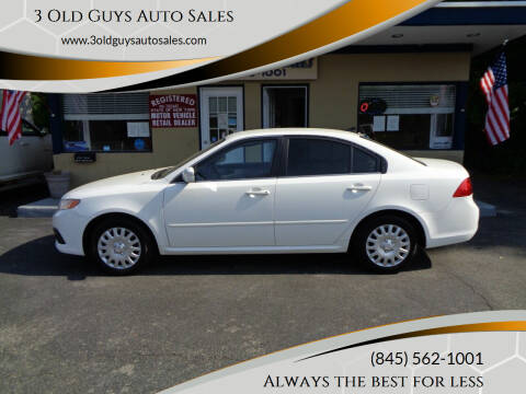 2009 Kia Optima for sale at 3 Old Guys Auto Sales in Newburgh NY