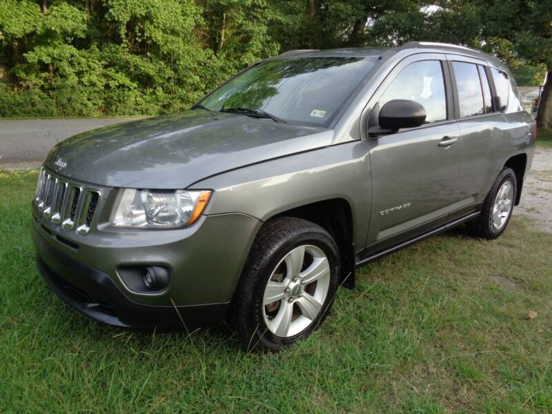 2013 Jeep Compass for sale at Liberty Motors in Chesapeake VA