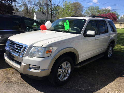 2009 Ford Explorer for sale at Antique Motors in Plymouth IN