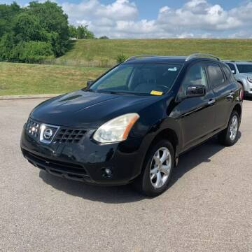 2010 Nissan Rogue for sale at Auto Titan - BUY HERE PAY HERE in Knoxville TN